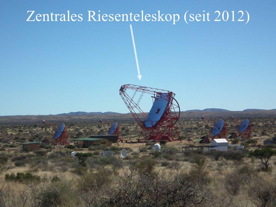 VERITAS: Standort: südliches Arizona Astronomie im 'Wilden Westen'
