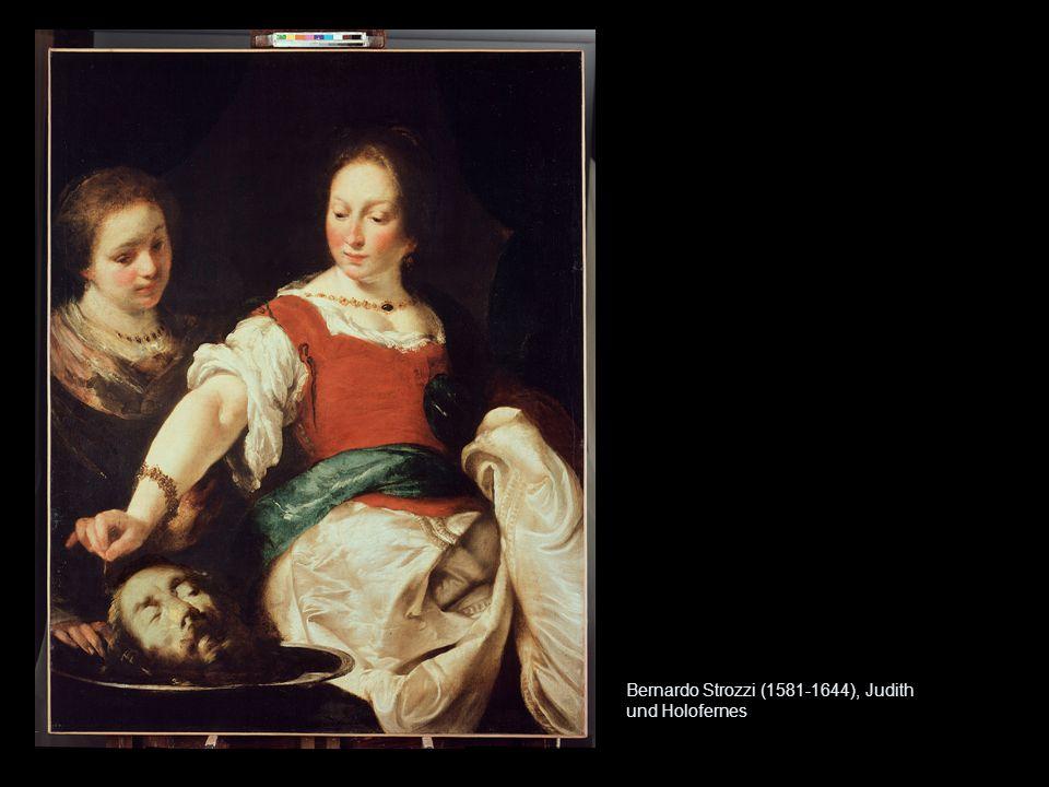 Bernardo Strozzi (1581-1644), Judith und Holofernes