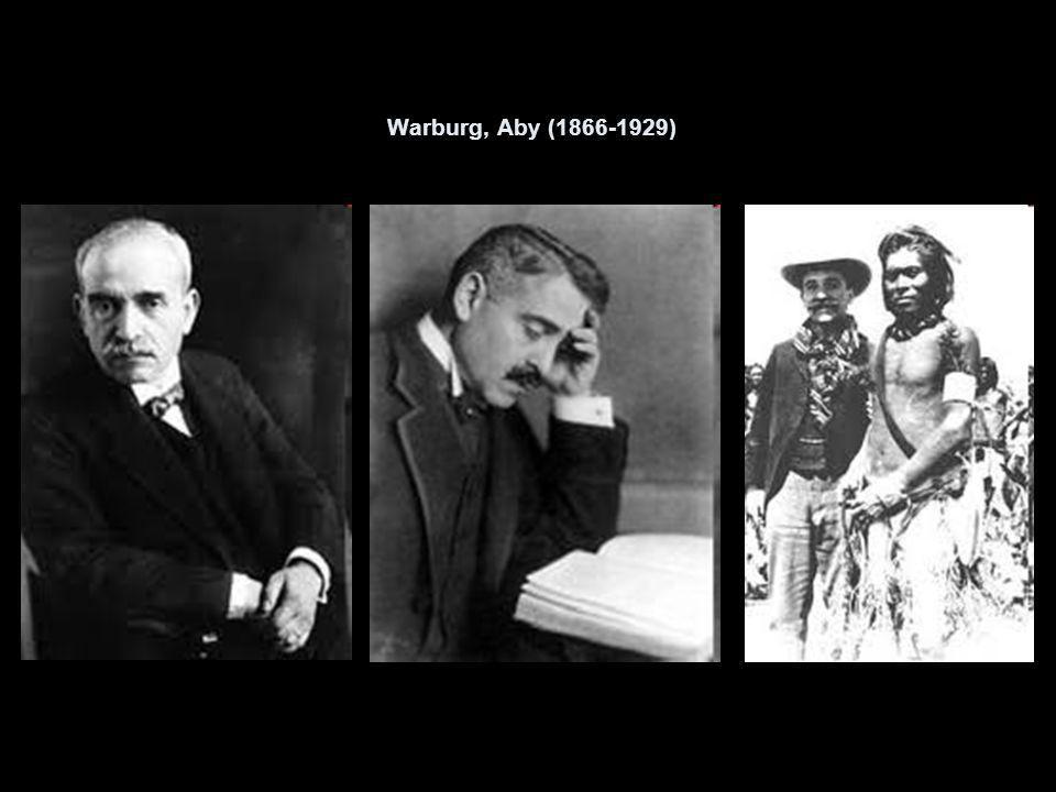 Warburg, Aby (1866-1929)