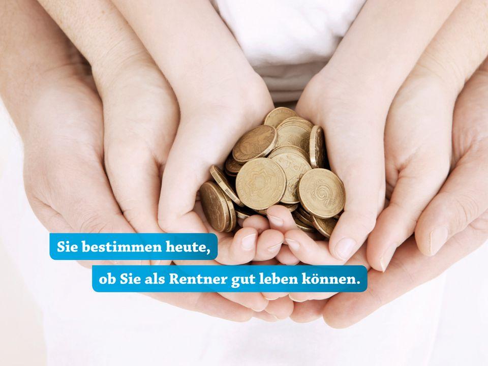 Betriebliche Altersversorgung (bAV) mit nachhaltig gutem Gefühl17.07.2015 / 3 Vorname Nachname, FD Stadt Übersicht