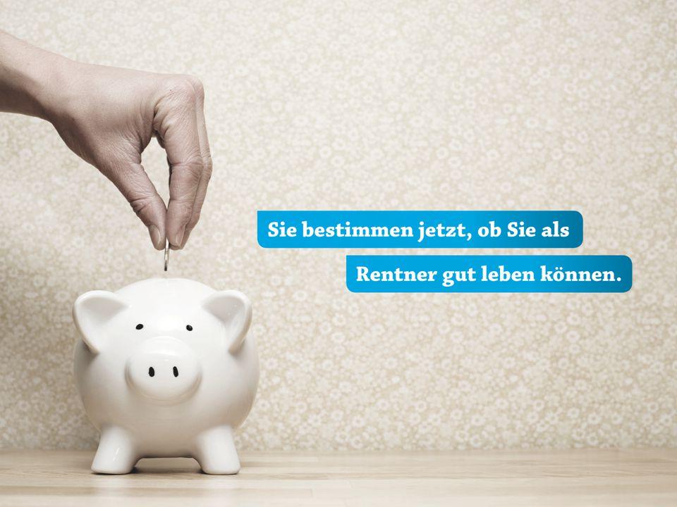 Betriebliche Altersversorgung (bAV) mit nachhaltig gutem Gefühl17.07.2015 / 34 Vorname Nachname, FD Stadt Übersicht
