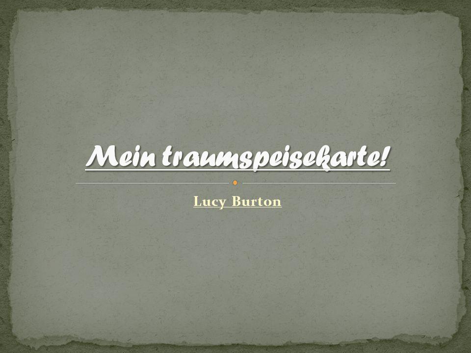 Lucy Burton