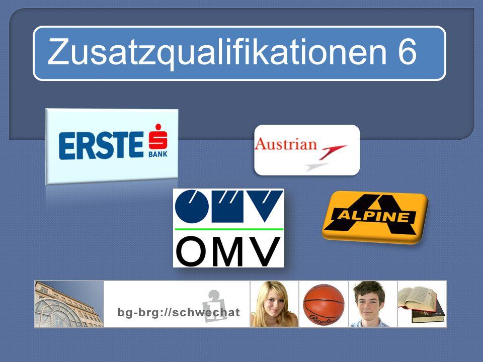 Zusatzqualifikationen 6