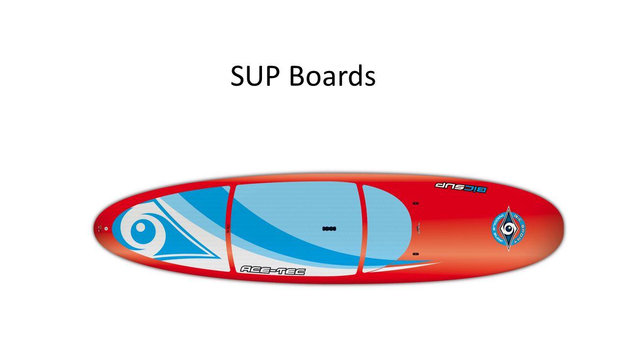 Die Länge der SUP-Boards wird in der amerikanischen Masseinheit «Fuss» bemessen ( 1 Fuss = 30,5 cm) Die Form des Boards wird allgemein als «Shape» bezeichnet.