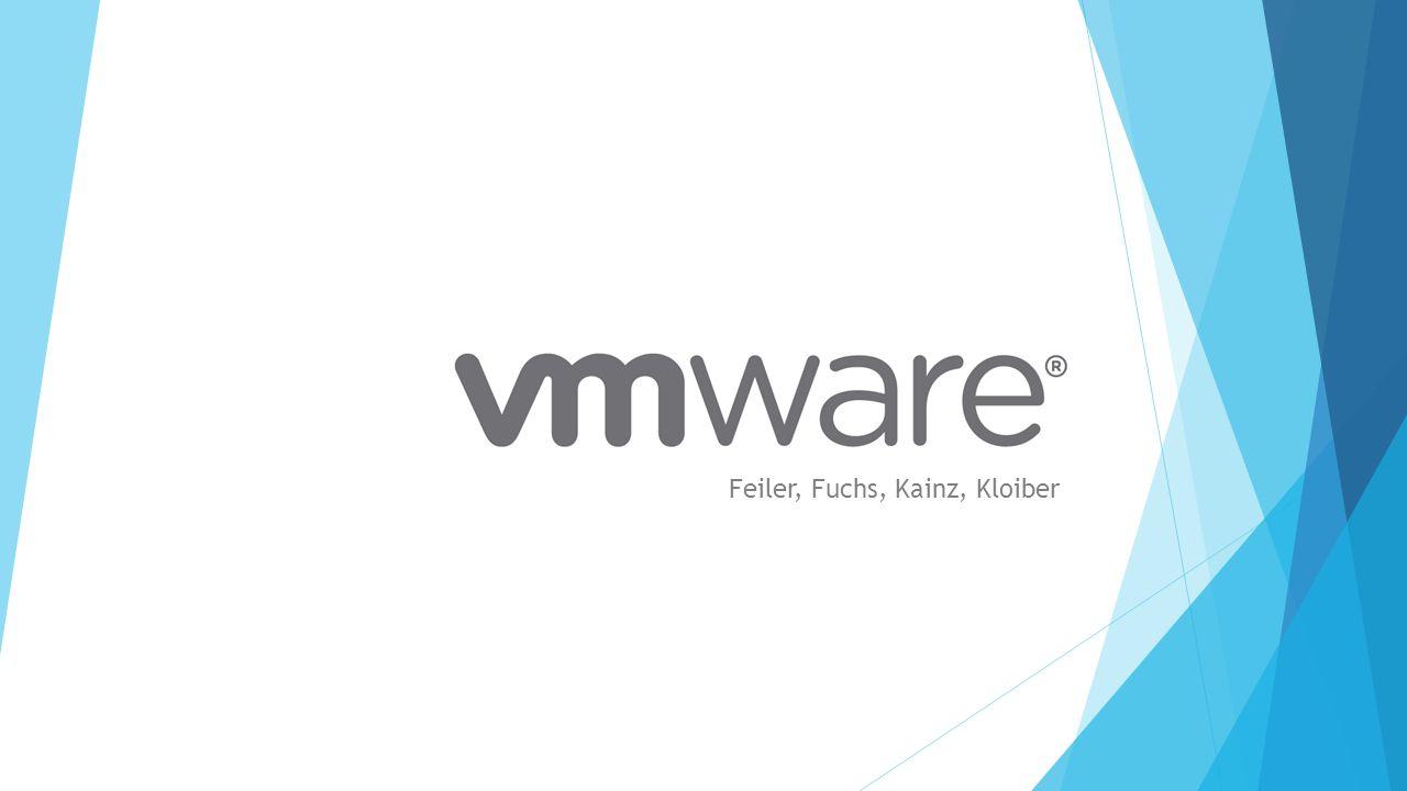 VMware Feiler, Fuchs, Kainz, Kloiber