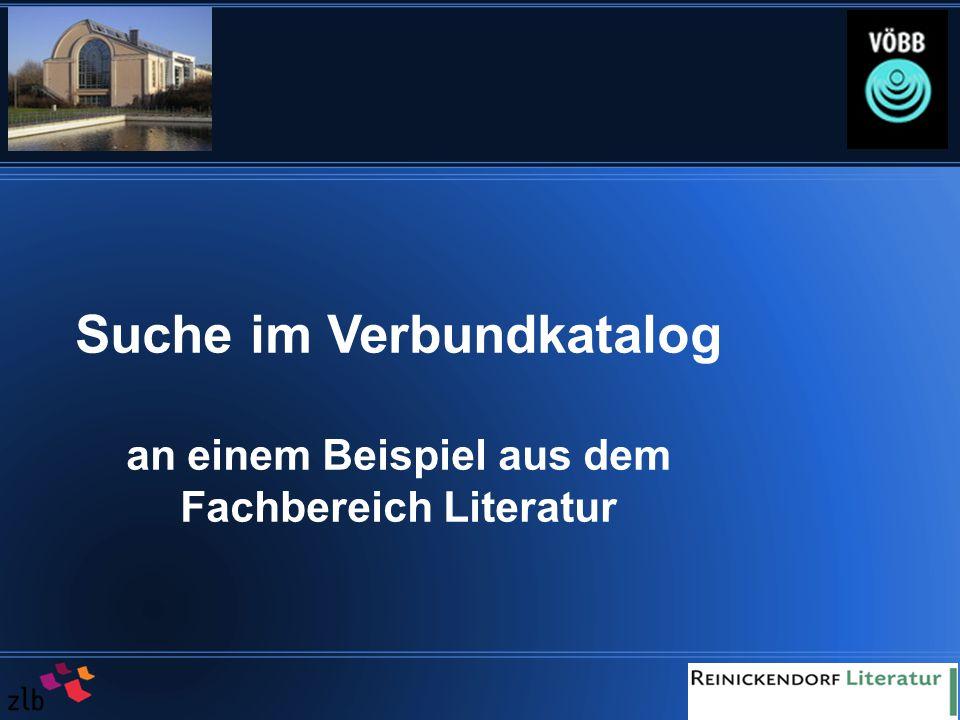 """2 Suche nach Primär- und Sekundärliteratur zu Bertolt Brecht: """"Der gute Mensch von Sezuan"""