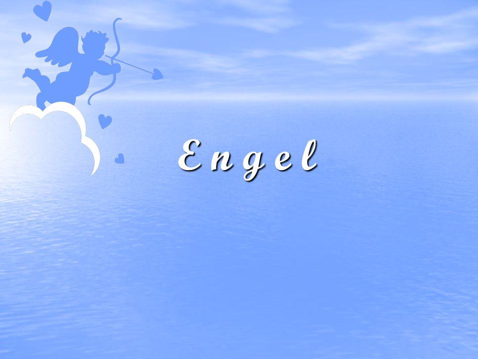 - Engeldarstellungen sind deutlich älter.