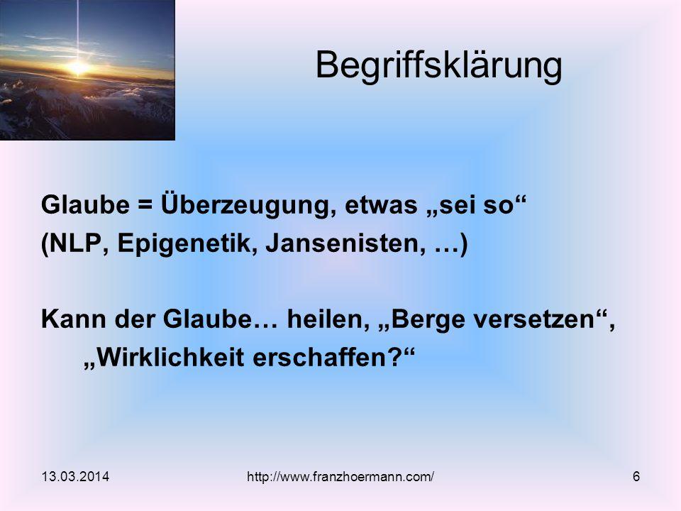 13.03.2014 !Spekulativer Bereich! http://www.franzhoermann.com/27