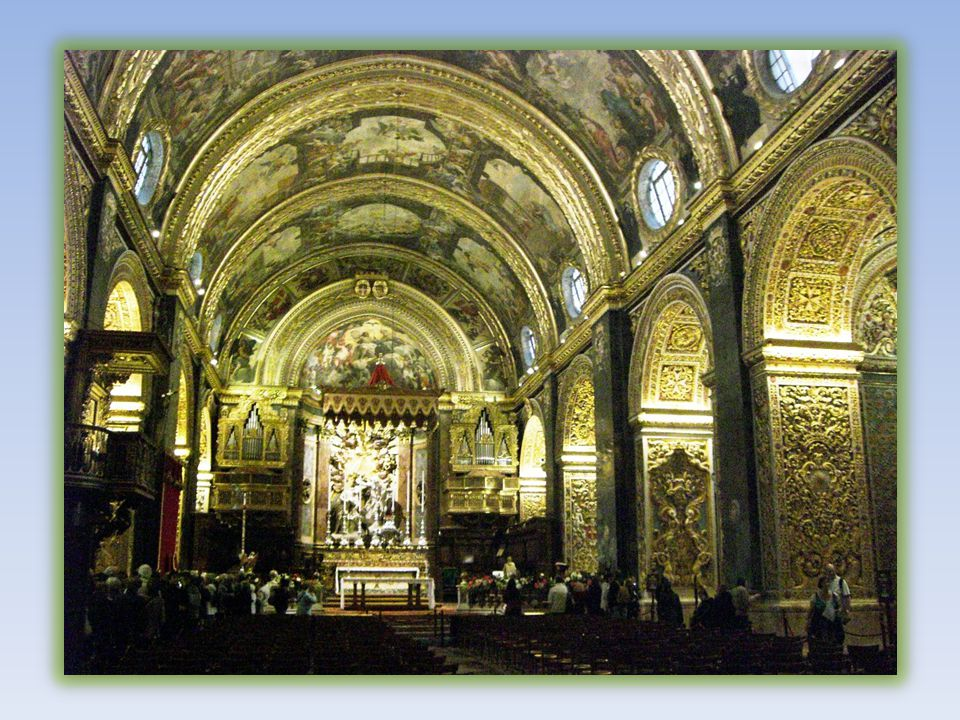 Valletta - St. Johns Co-Kathedrale Musik: Meditation