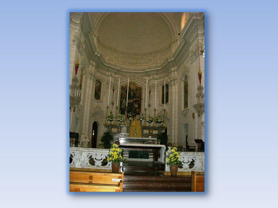 Mellieha - M adonnen Kirche