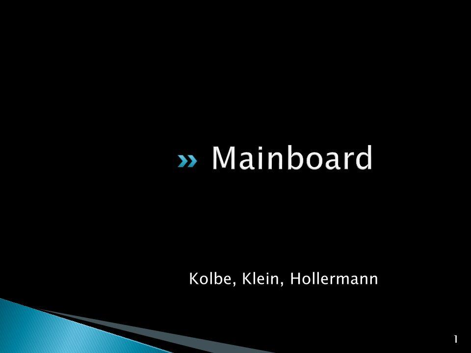 Kolbe, Klein, Hollermann 1