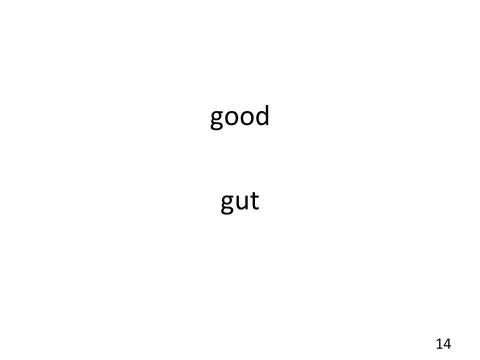 good gut 14