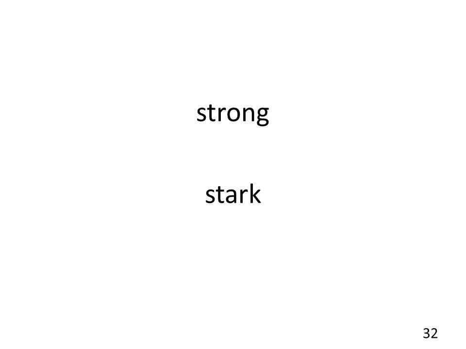 strong stark 32