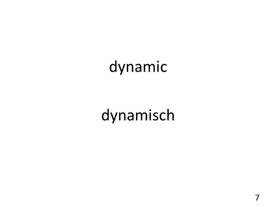 dynamic dynamisch 7