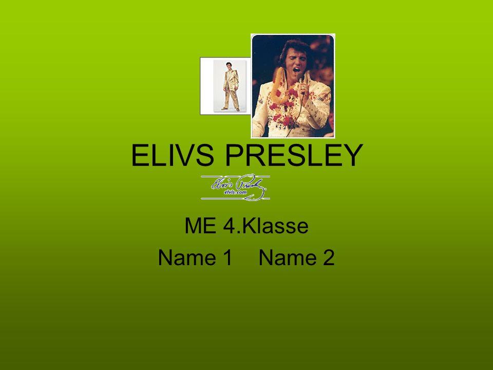 17.07.2015Referatsvorlage für ME 4.Klasse SMS 22 2 Übersicht Sein Leben (Biografie) Seine Musik Seine Filme Elvis heute Quellenverzeichnis
