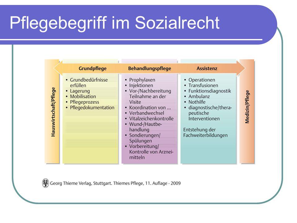 23 Außerdem… Wo bleibt die Erfassung der Pflegebedürftigkeit von Kindern.