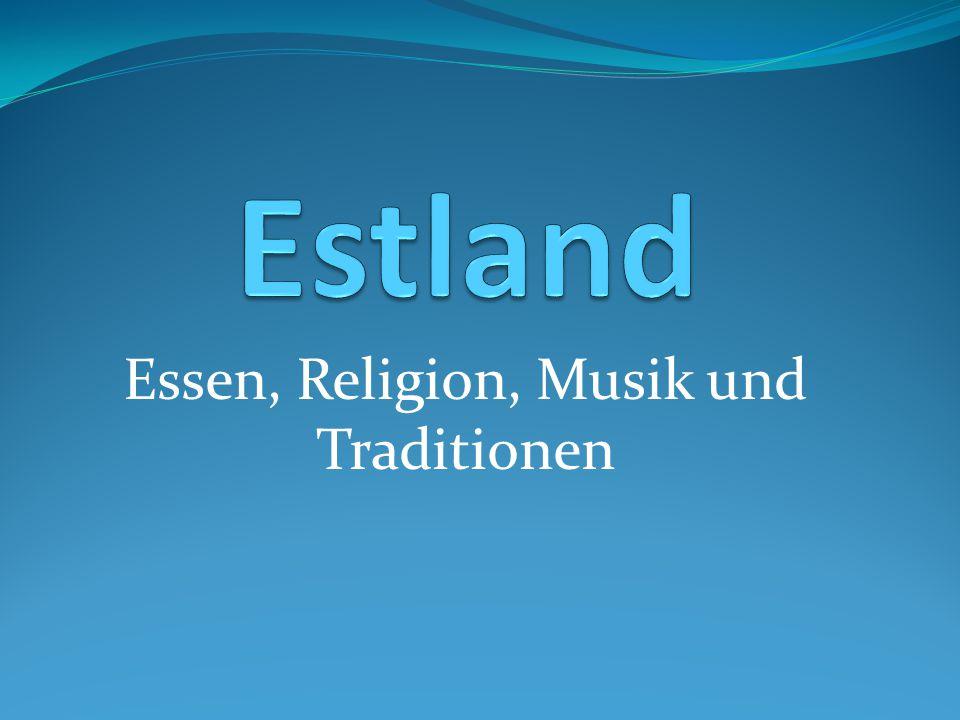 Essen, Religion, Musik und Traditionen