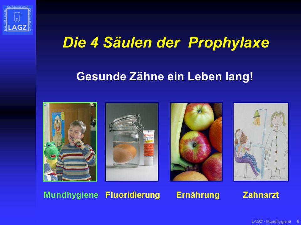 LAGZ - Mundhygiene17 Erste Hilfe für die Zähne! DENTOSAFE-Box