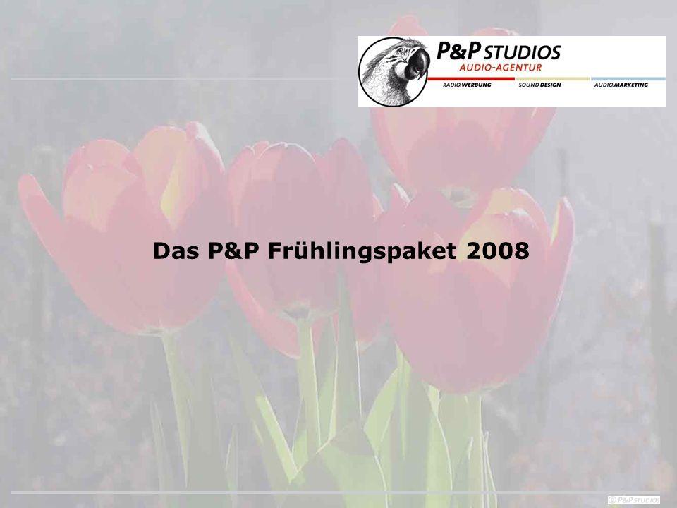 Das P&P Frühlingspaket 2008