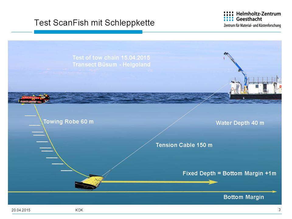 Test ScanFish mit Schleppkette 4 20.04.2015KOK