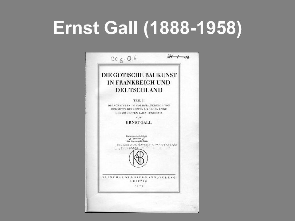 Ernst Gall (1888-1958)