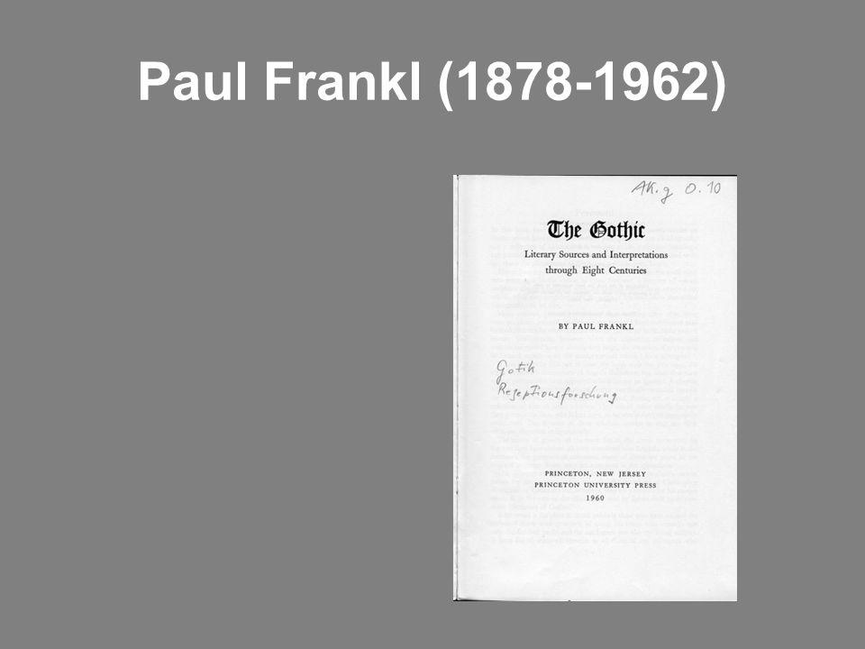 Paul Frankl (1878-1962)