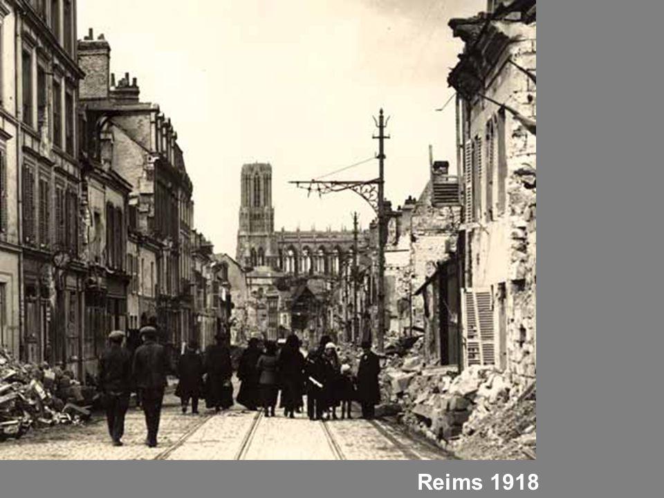 Reims 1918