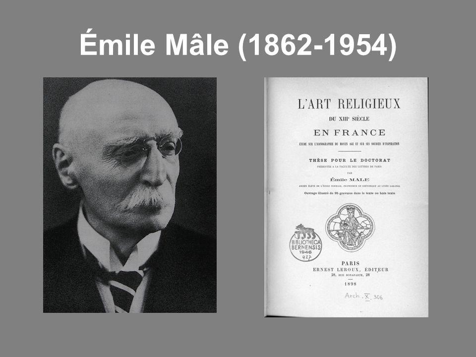 Émile Mâle (1862-1954)