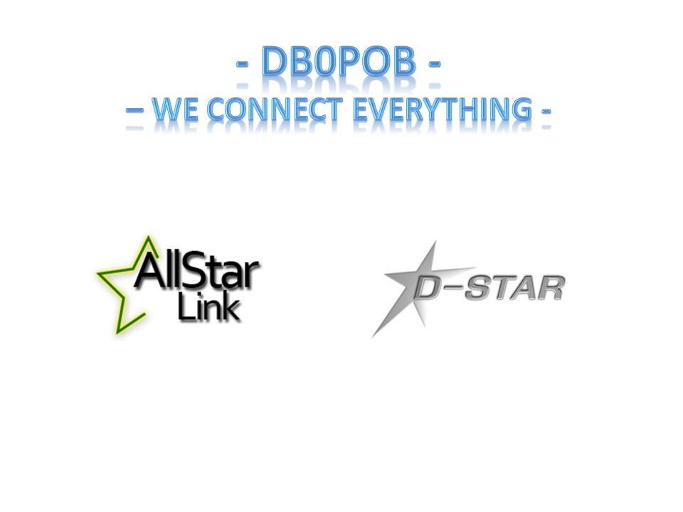 ast28175ast28535ast2398 DB0POB 439,075 MHz DB0POB DB0VOX 439,250 MHz DB0TVM 439,575 MHz DB0ZD 439,000 MHz 858517551871665 DB0RDT 439,150 MHz 85859 00585822 AllStarLink Call Echolink IRLP D-Star XRF851 A DB0ZD via Echolink mit DB0TVM via D-Star DB0POB-Gateway Hört man uns auf DB0POB ?