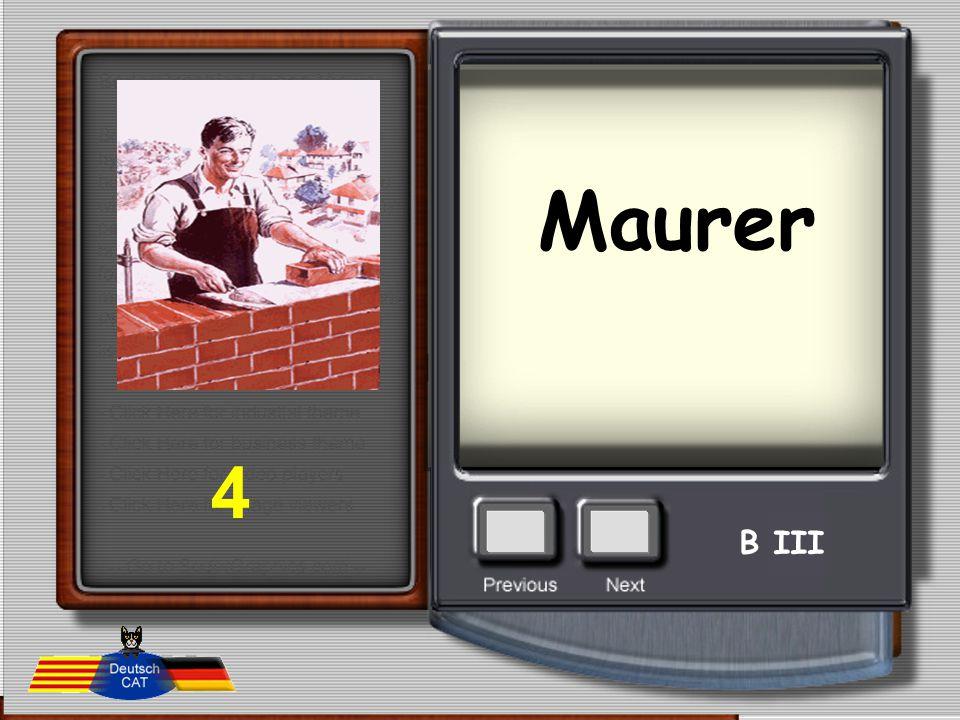 Maurer 4 B III