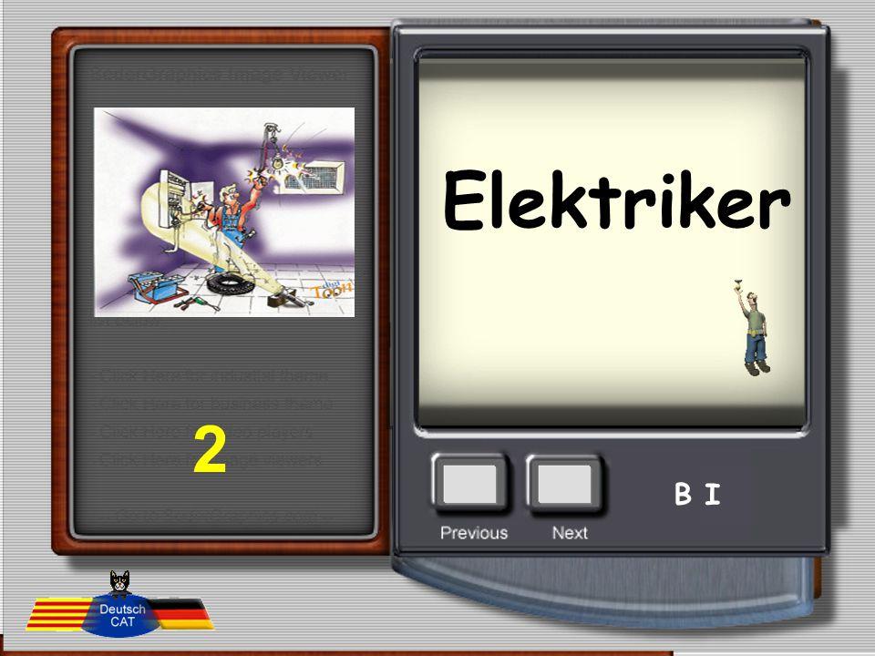 Elektriker 2 B I