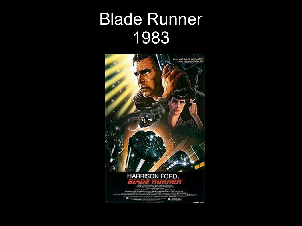 Regie: Ridley Scott Drehbuch: David Peoples Hampton Fancher Produzent: Michael Deeley