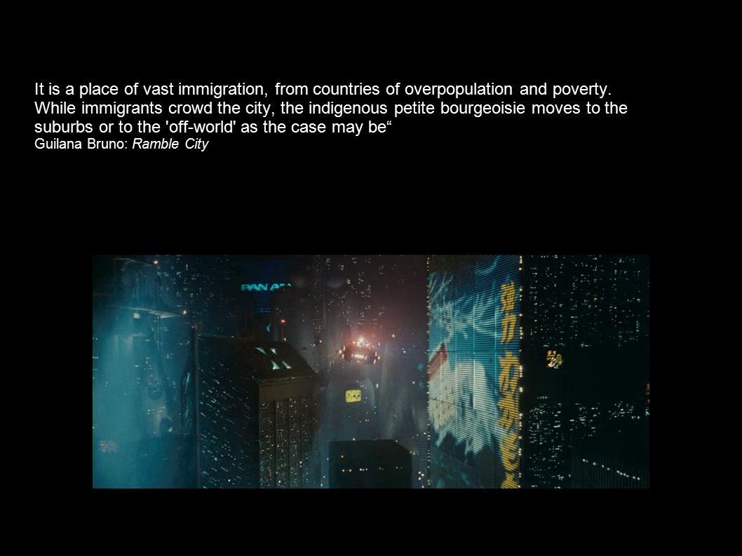"""Dystopie Gero von Wilpert schreibt, """" dass eine dystopische Zukunftsvision kein positives Bild zeigt, sondern ein """"Zerrbild fu ̈ r die Zukunft der Menschheit entwirft, die nicht rosig, sondern als Warnbild schwarz malt. """"Versklavung der Menschheit durch eine dämon[ische] Technik """"Vernichtung der Freiheit und des Individuums"""