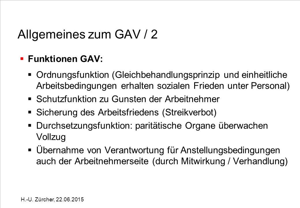 Abschluss Danke für Ihr Interesse!  Fragen  Reaktionen H.-U. Zürcher, 22.06.2015