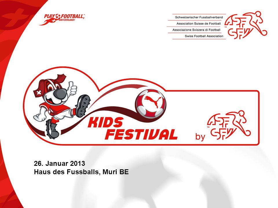 26. Januar 2013 Haus des Fussballs, Muri BE