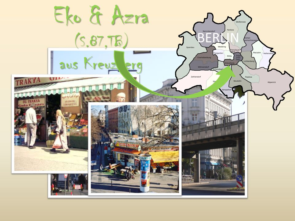 Eko & Azra (S.87,TB) aus Kreuzberg BERLIN