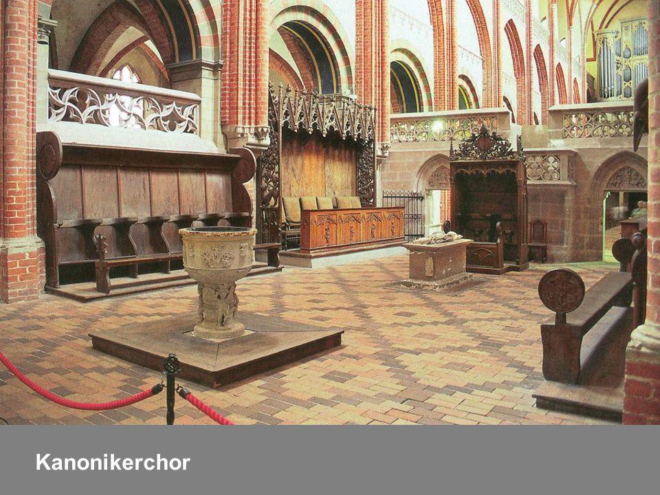 Kanonikerchor