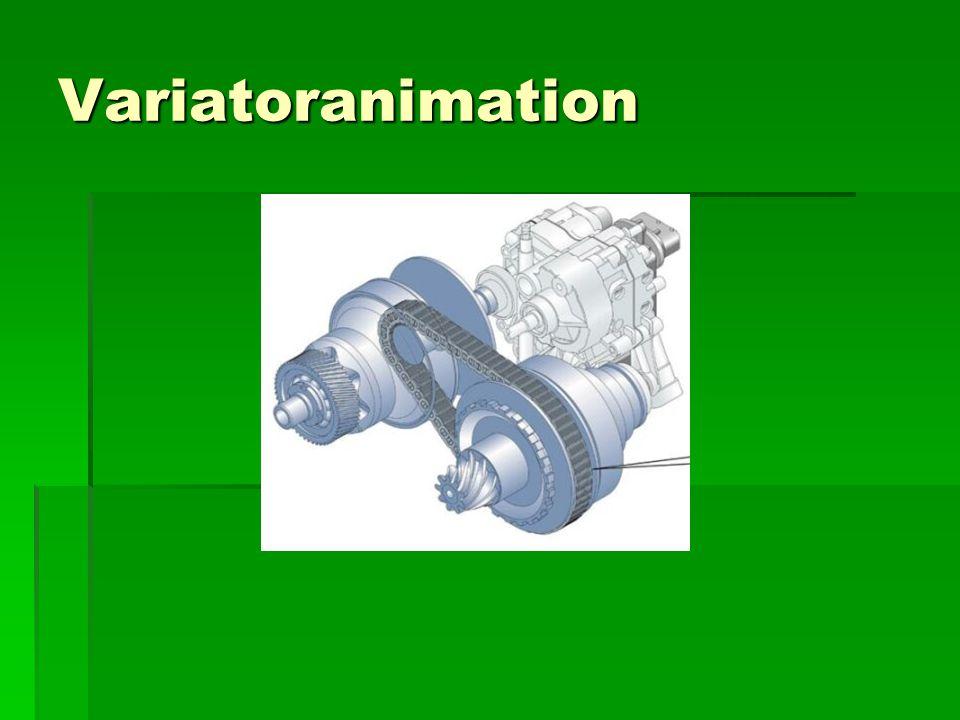 Variatoranimation