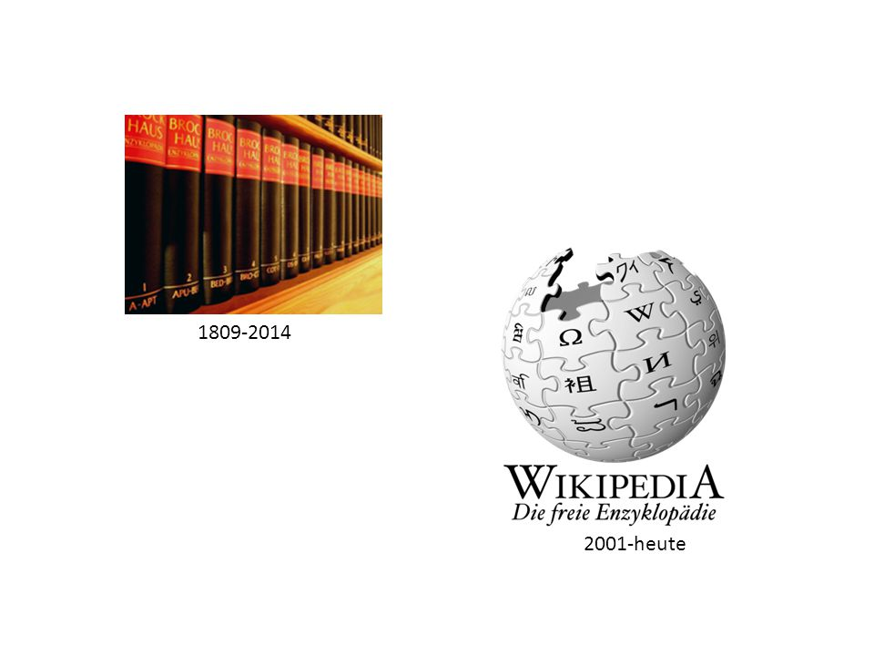1809-2014 2001-heute