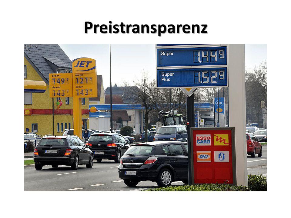 Preistransparenz