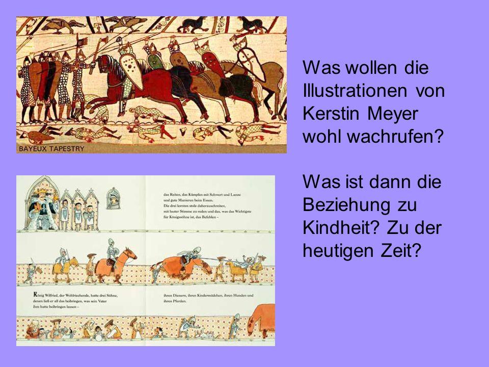 Der geheimnisvolle Ritter Namenlos Wie ist diese Märchen wie ein Grimm-Märchen.