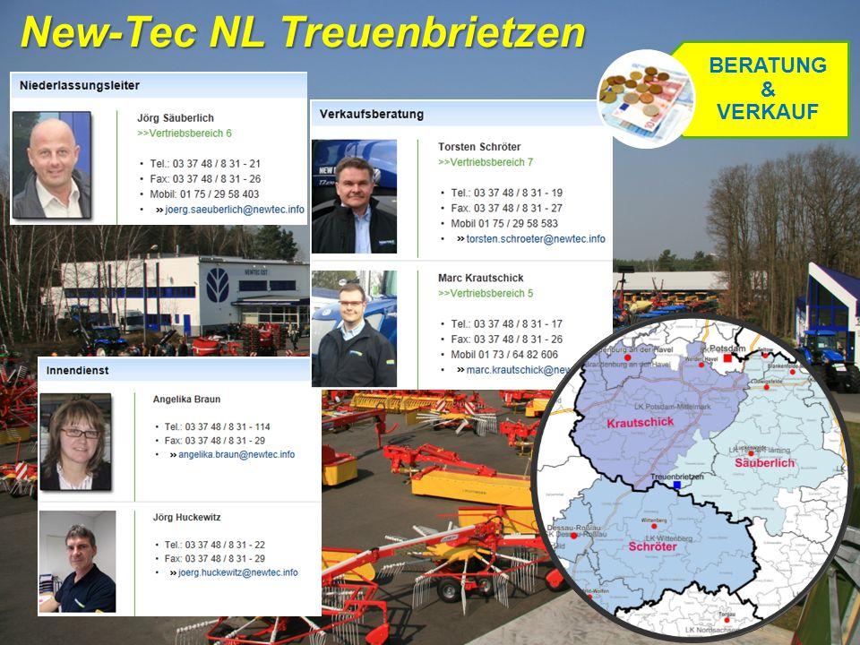 Bereich (Ändern unter Ansicht – Folienmaster) New-Tec NL Treuenbrietzen BERATUNG & VERKAUF