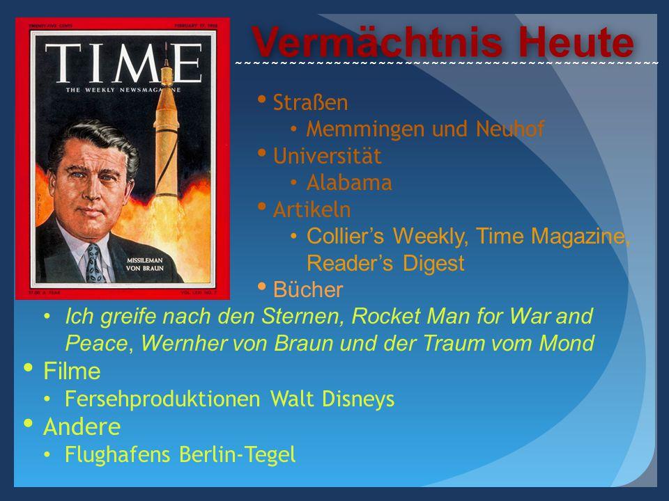 Vermächtnis Heute ~~~~~~~~~~~~~~~~~~~~~~~~~~~~~~~~~~~~~~~~~~~~~~~~ Straßen Memmingen und Neuhof Universität Alabama Artikeln Collier's Weekly, Time Ma
