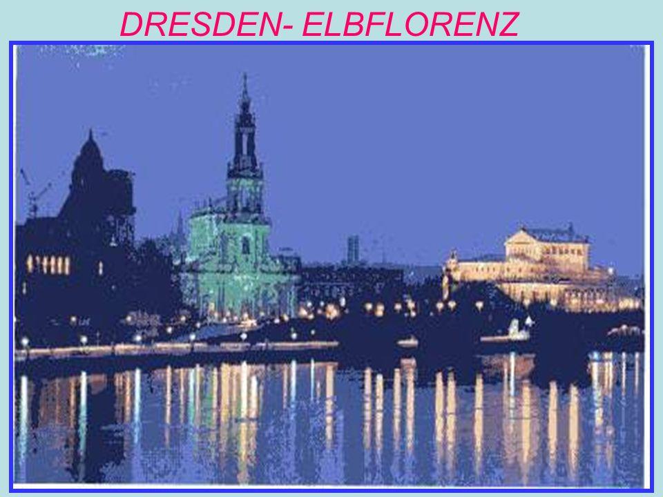 DRESDEN- ELBFLORENZ