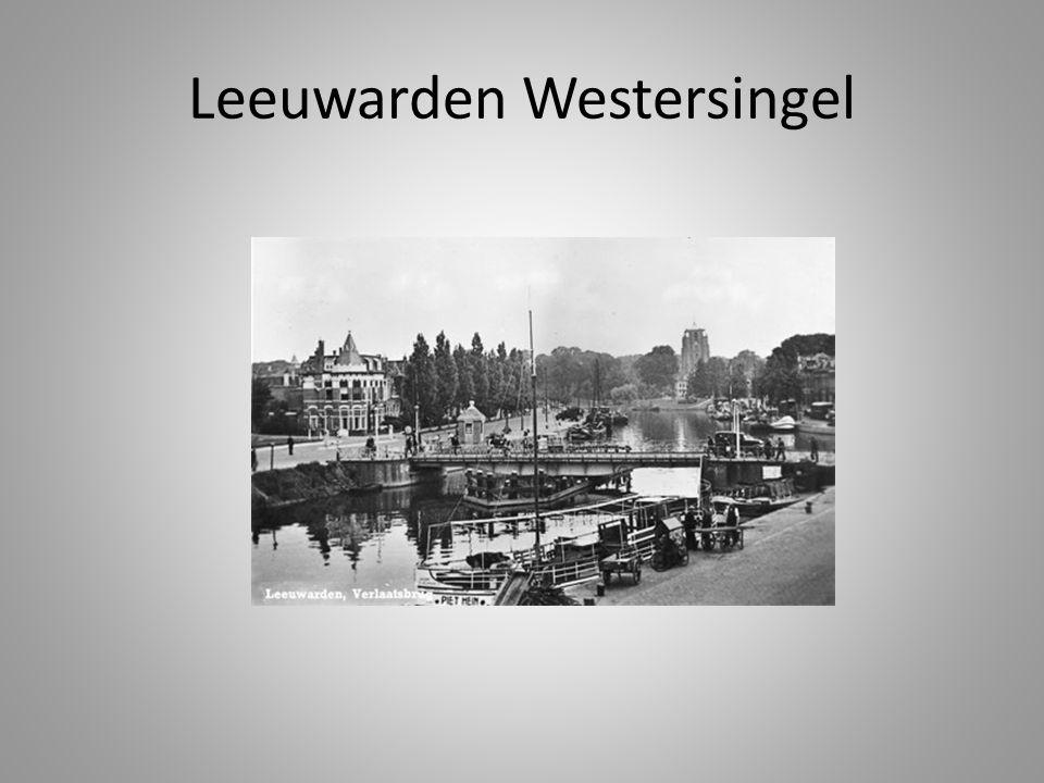 Leeuwarden Westersingel