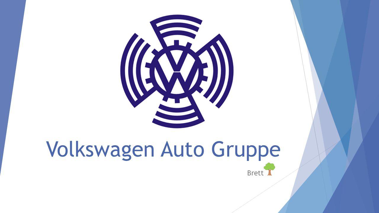 Volkswagen Auto Gruppe Brett