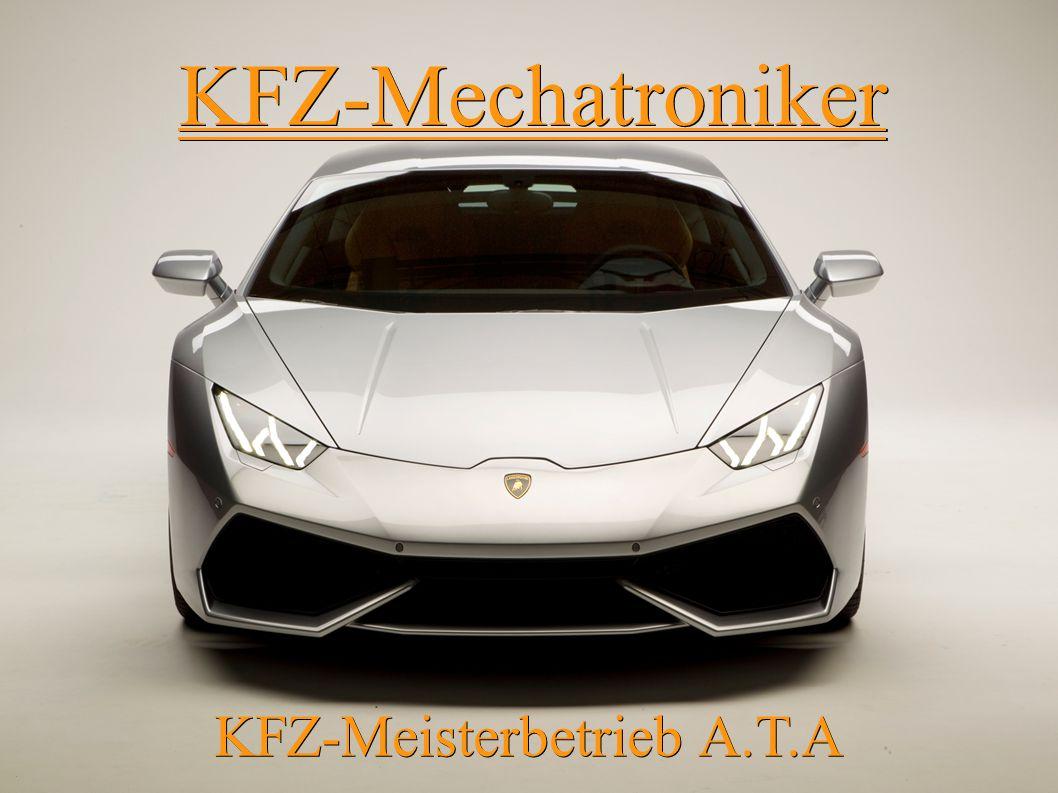 KFZ-Mechatroniker KFZ-Meisterbetrieb A.T.A