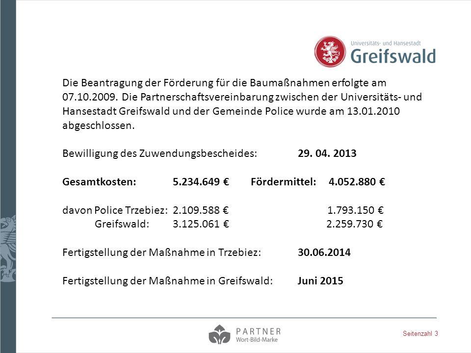 Seitenzahl 4 Bilddokumentation Platz am Fangenturm vorhernachher Treffen am:19.06.2014Treffen am: 28.06.2014 in Greifswaldin Trzebiez