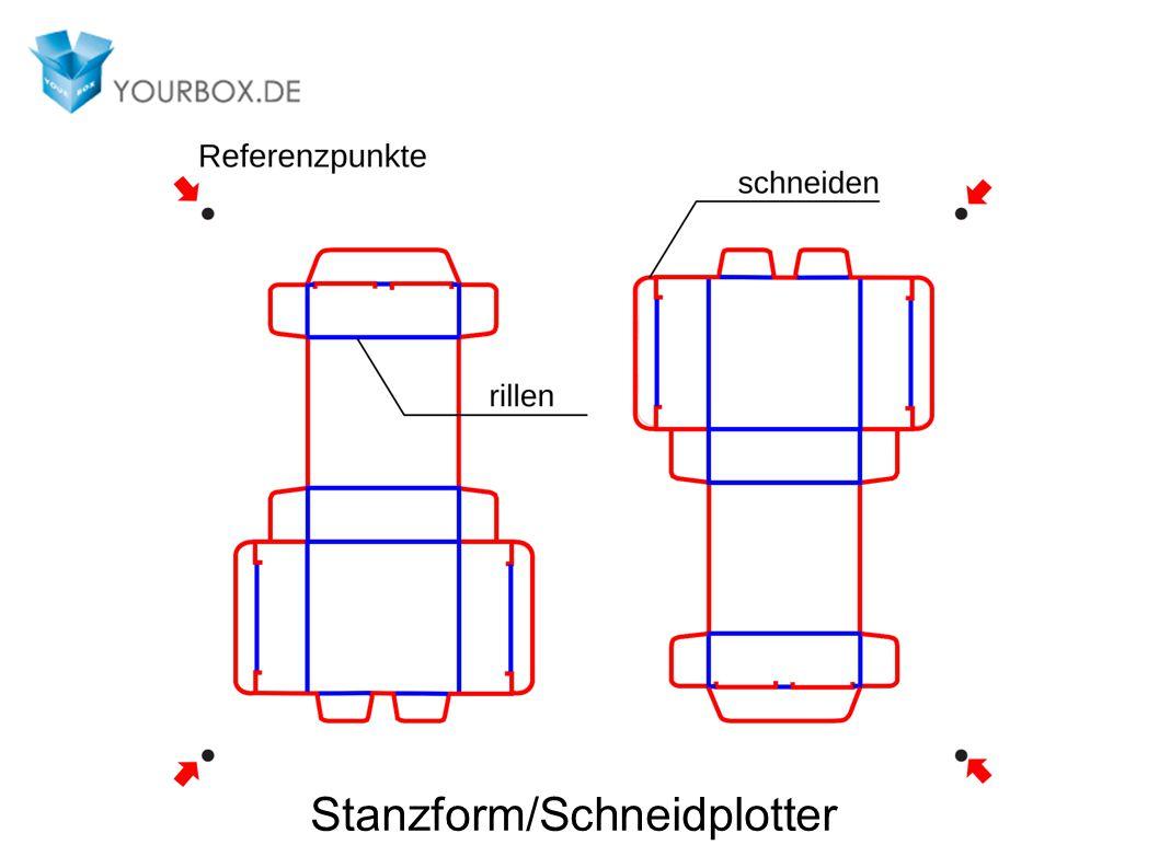 Stanzform/Schneidplotter