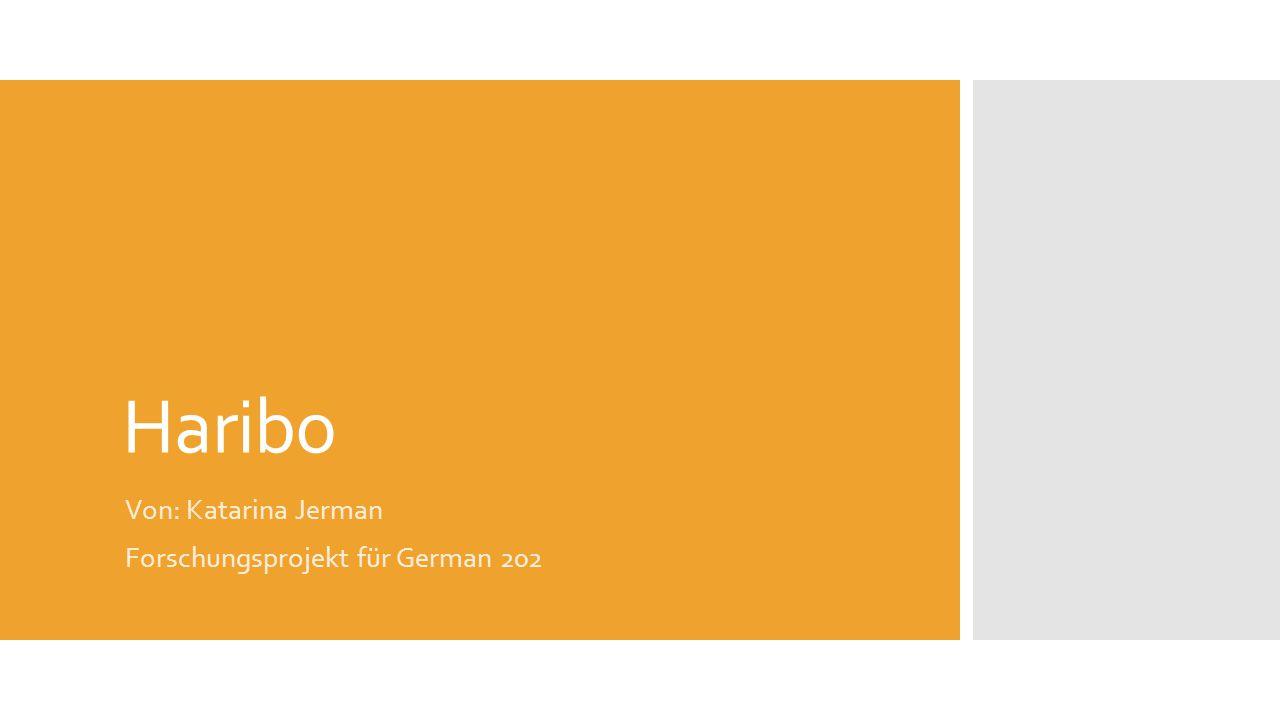 Der Firmengründer  Hans Riegel Sr.  1920  Kessenich/Bonn  Ha-Ri-Bo